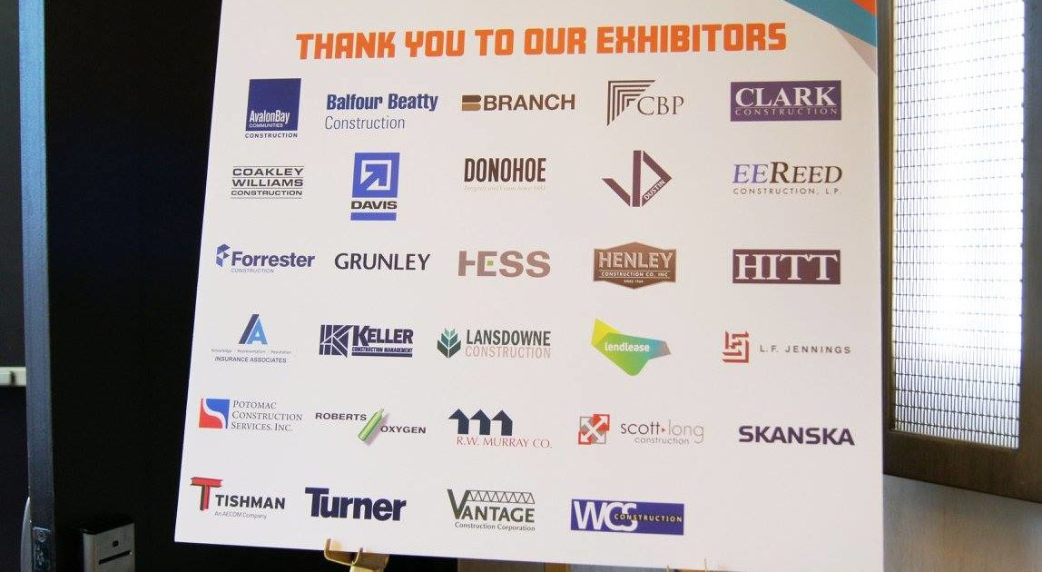 E E  Reed Attends ABC General Contractor Expo - EE Reed